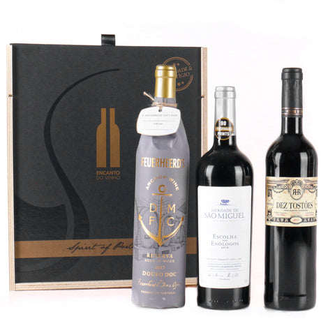 Pack Encanto do Vinho 03