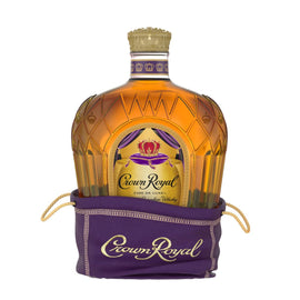Crown Royal c/ Saco 1L (Canadiano)