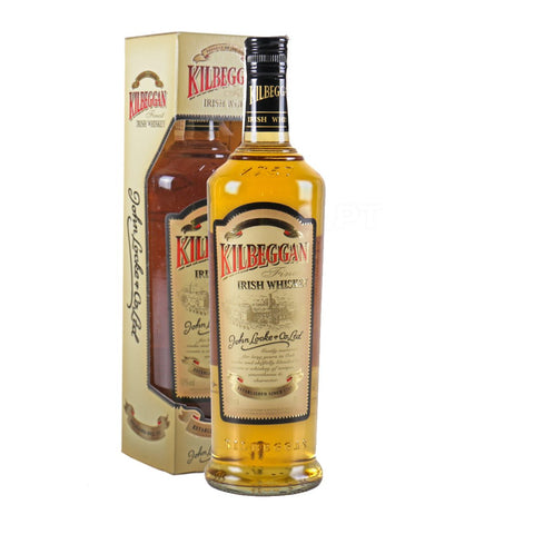 Kilbeggan Irish Blended c/Cx. 0.70L