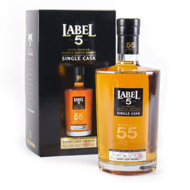Label 5 Reserve 55 0.70L