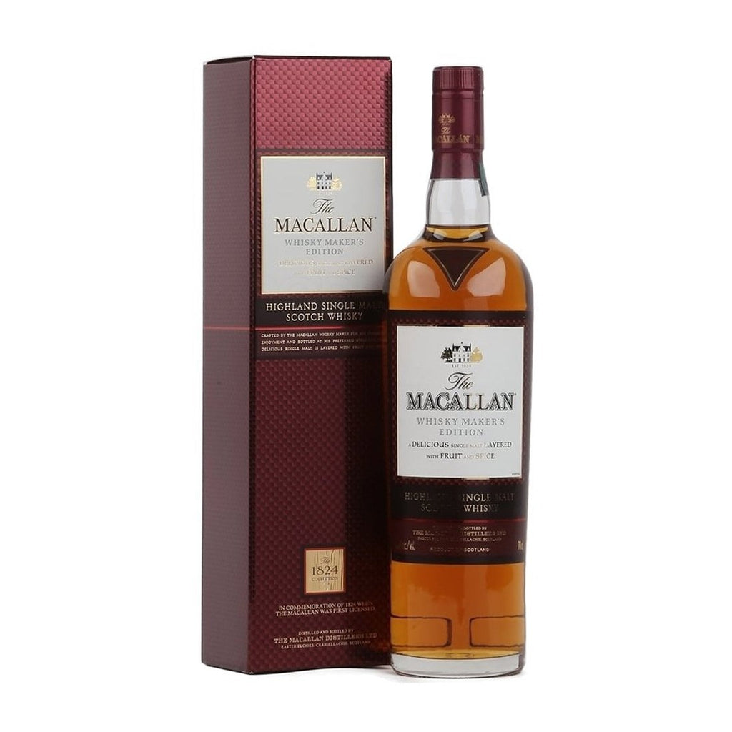 Macallan Whisky Makers Edition 0.70L (42.8º)