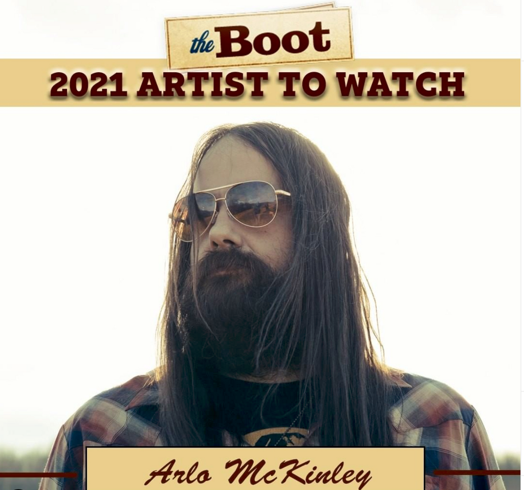 Meet The Boot's 2021 Artists to Watch: Arlo McKinley