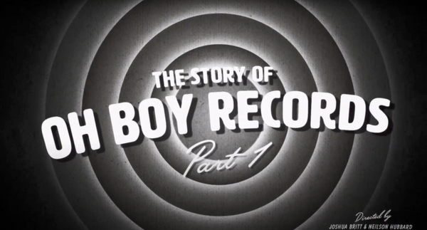Big Old Goofy World: The Story of Oh Boy Records (Part 1)