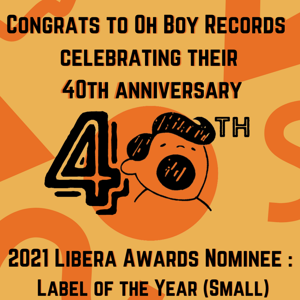 A2IM: Oh Boy Records Celebrates Their 40th Anniversary