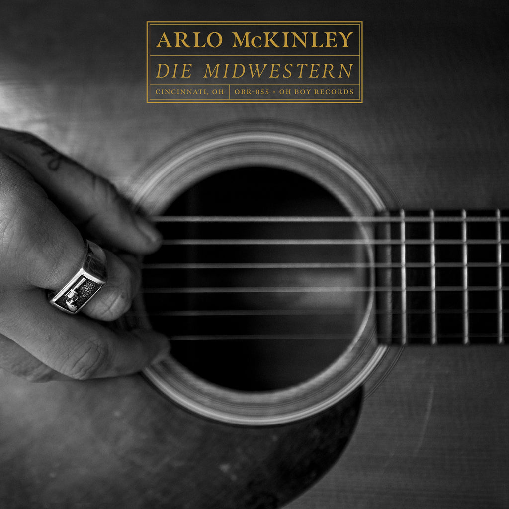 Arlo McKinley - Die Midwestern (CD) - OH BOY RECORDS
