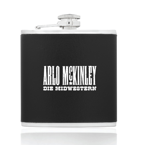 Arlo McKinley Flask - OH BOY RECORDS