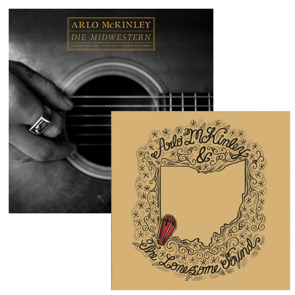 Arlo McKinley Album Bundle (CD and Vinyl) - OH BOY RECORDS