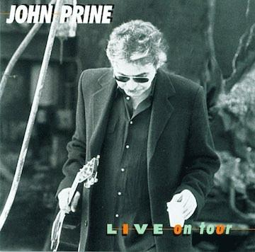 John Prine - Live on Tour (CD) - OH BOY RECORDS