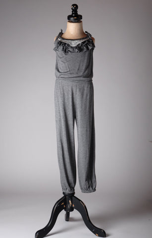 Chloe Knit Jumpsuit by Sweet Cottontail