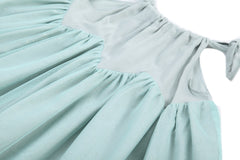 Girl's sparkly tulle Rhiana Dress by Anais & I zoom