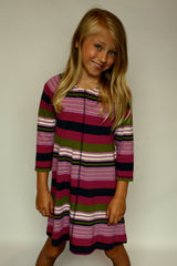 GIrl's Cami Dress by Pink Chicken