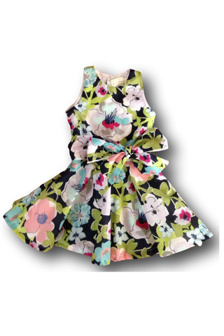 Monet Garden Cade Dress by Max & Dora