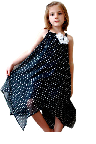 Polka Dot Strada Dress by Sophie Catalou