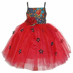 Red Magpie & Mabel Amelia Special Occasion Tutu Dress