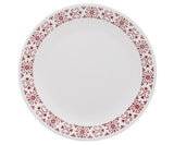 Corelle® 4Pcs Dinner Set Red Trellies