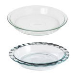 Pyrex-2 PCS Pie Plate