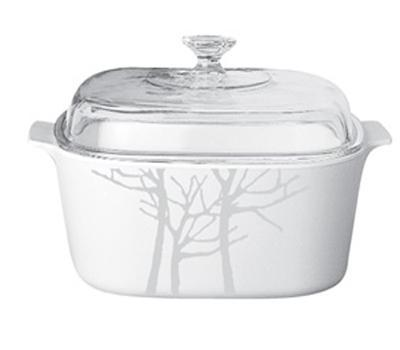 Corningware-1.5L Covered Casserole-Frost-GS