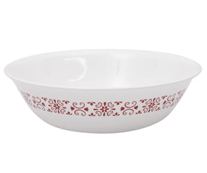 Corelle® 3Pcs 1Ltr Serving Bowl Red Trellies