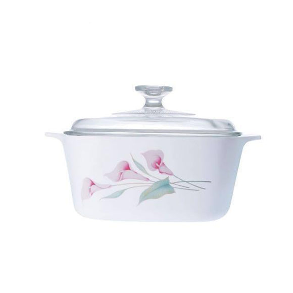 Corningware-5L Covered Casserole-Lily Ville-AC
