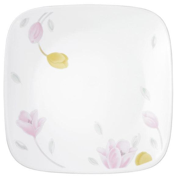 Corelle® Square Round Elegant City 6pcs Sq.Dinner Plate