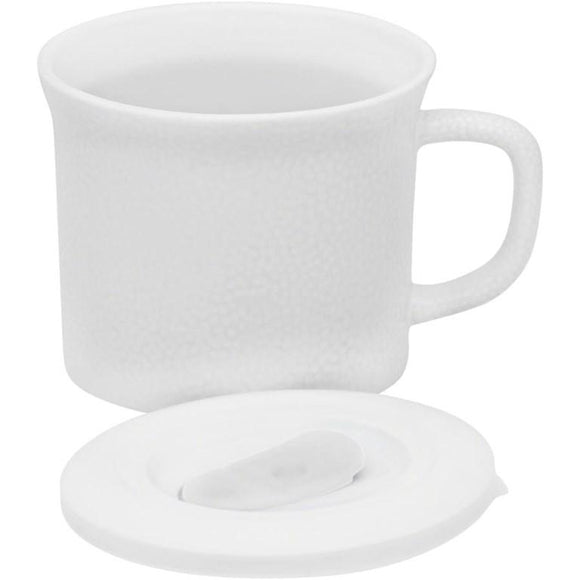 Corningware™ COLOURS® POP INS® 20oz 591ml Mug Hmrd Powder With VENTED Plastic LID