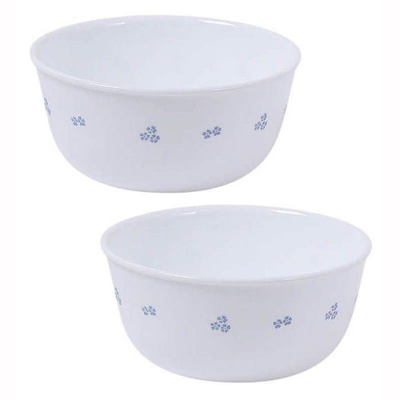 Corelle-2pcs-325ml Soup Bowl-Sec Garden