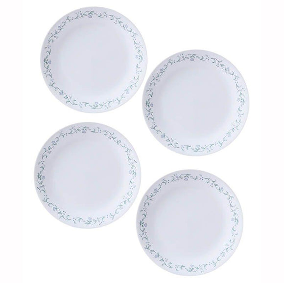 Corelle-4pcs-Small Plate-Country Cottage