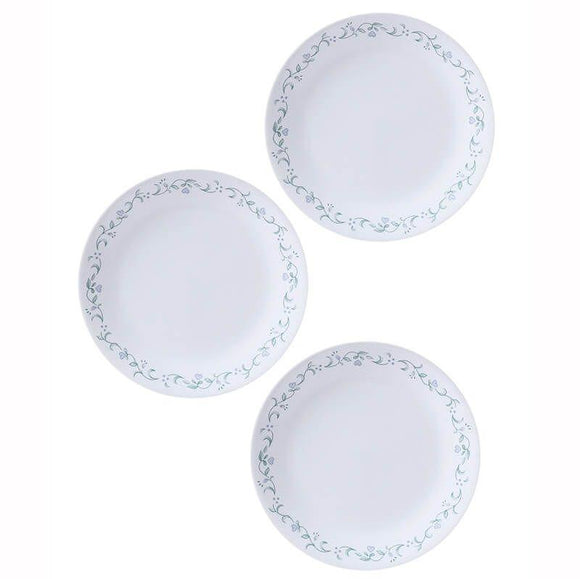 Corelle-3pcs-Small Plate-Country Cottage