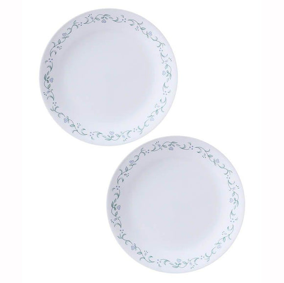 Corelle-2pcs-Small Plate-Country Cottage