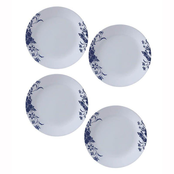 Corelle-4pcs-Medium Plate -Royal