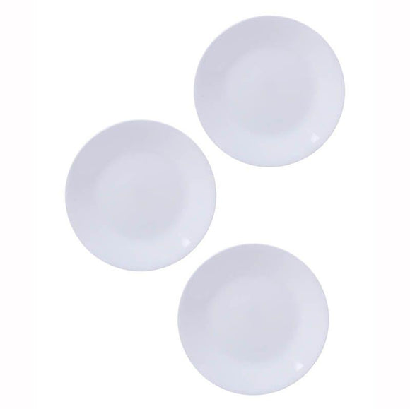 Corelle-3pcs-Medium Plate -WFW