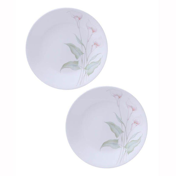 Corelle-2pcs-Medium Plate-Lily Ville