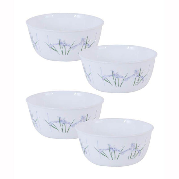 Corelle-4pcs-450ml Bowl-Shadow Iris