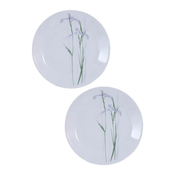 Corelle-2pcs-Small Plate-Shadow Iris