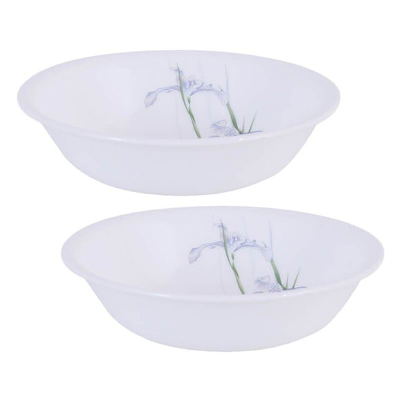 Corelle-2pcs-Veg Bowl-Shadow Iris