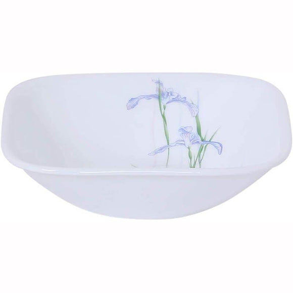 Corelle-4Pcs-Sq.Curry Bowl-Sq.Shadow Iris