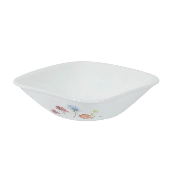 Corelle-3Pcs-Sq.Vegetable Bowl-Sq.Daisy Field