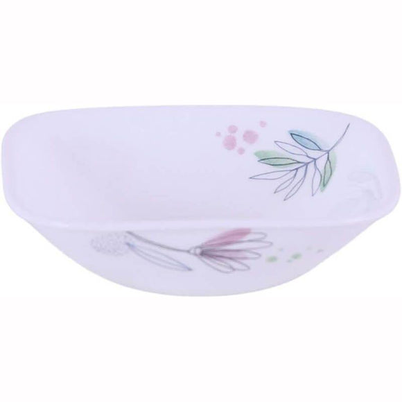 Corelle-2Pcs-Sq.Vegetable Bowl-Sq.Poetic Melody