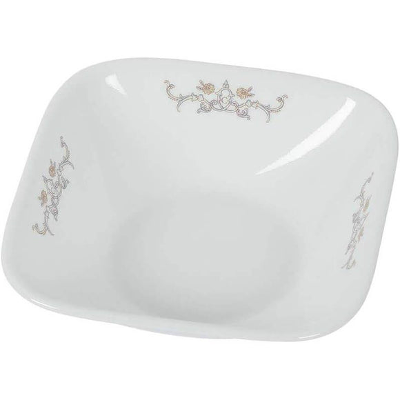 Corelle-2Pcs-Sq.Vegetable Bowl-Sq.Imperial