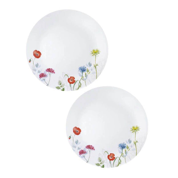 Corelle-2pcs-Dinner Plate-Daisy Field
