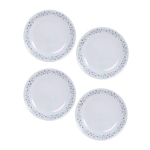 Corelle-4pcs-Medium Plate -Lilac Blush