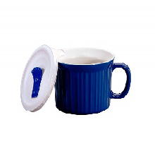 Corningware-POP INS 591mL Meal Mug-Blubrry (PACK O F 2)