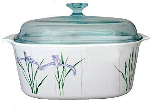 Corningware-5L Covered Casserole-Shadow Iris-AC
