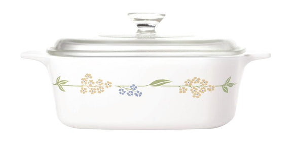 Corningware-1L Covered Casserole-Sec Garden-ES