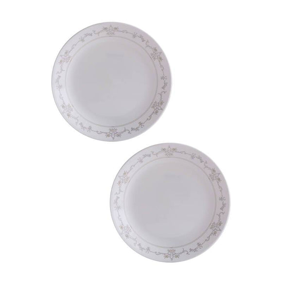 Corelle-2pcs-Small Plate-Imperial
