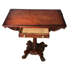 Load image into Gallery viewer, Regency Mahogany Side Table c1820