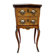 Load image into Gallery viewer, Small Victorian Petite Commode