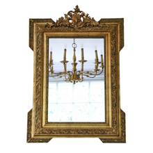 Load image into Gallery viewer, Rare Fine Quality Gilt Mirror
