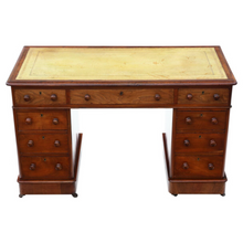 Load image into Gallery viewer, 19th Century Mahogany Desk