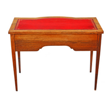 Load image into Gallery viewer, Rare Victorian Inlaid Rosewood Desk